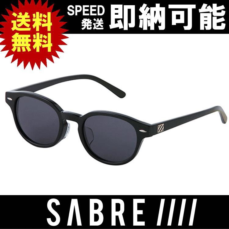 SABRE セイバー サングラス REVISIT リビジット SV277-11J 黒/グレー