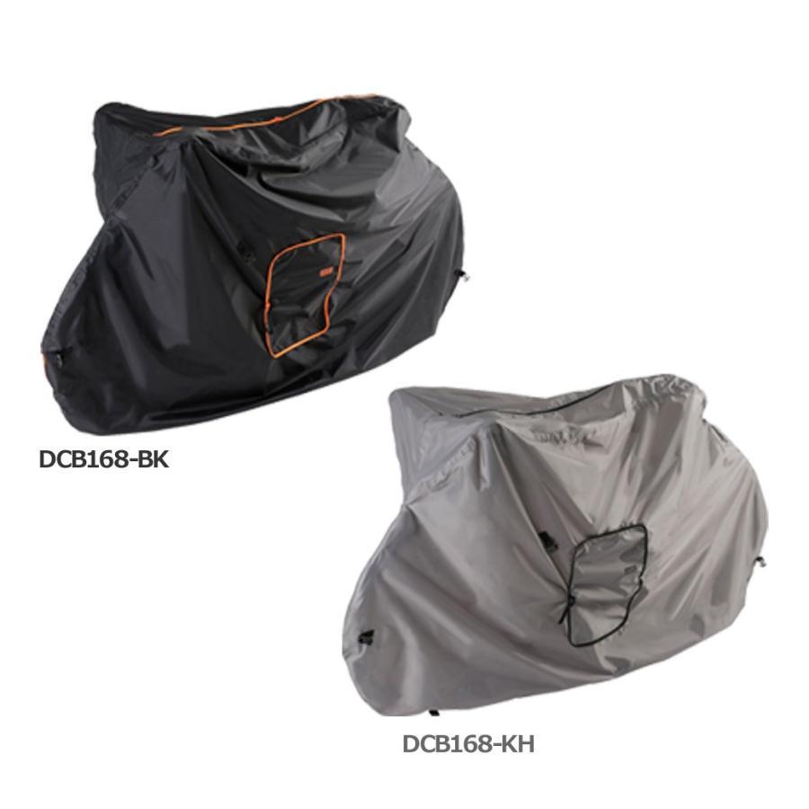 DOPPELGANGER ドッペルギャンガー マルチユースキャリングバッグ ブラック/DCB168-BK 自転車 輪行袋 輪行|kyuzo-shop|02