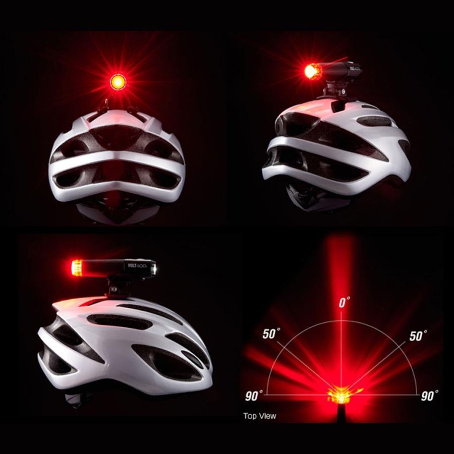 Cat Eye CAT EYE helmet light SL-LD400 DUPLEX