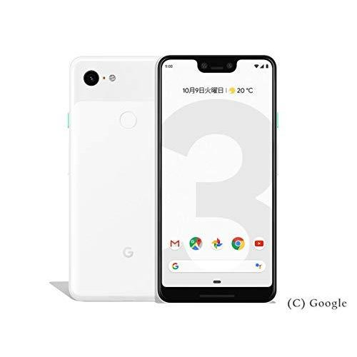 Google Pixel 3 XL 64GB クリアリーホワイト SBGOPIX3XL64 SoftBank
