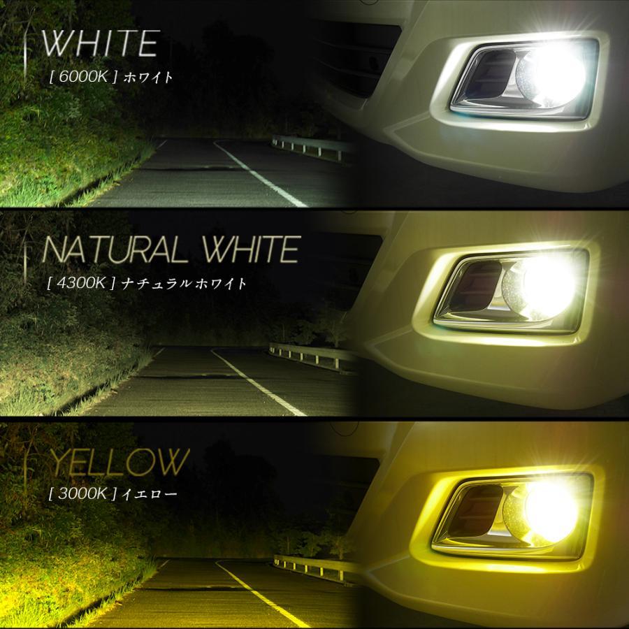 LED カラーチェンジ H4 H1 H3 H7 H8 H11 H16 HB3 HB4 PSX26W 信玄 3色|l-c|03