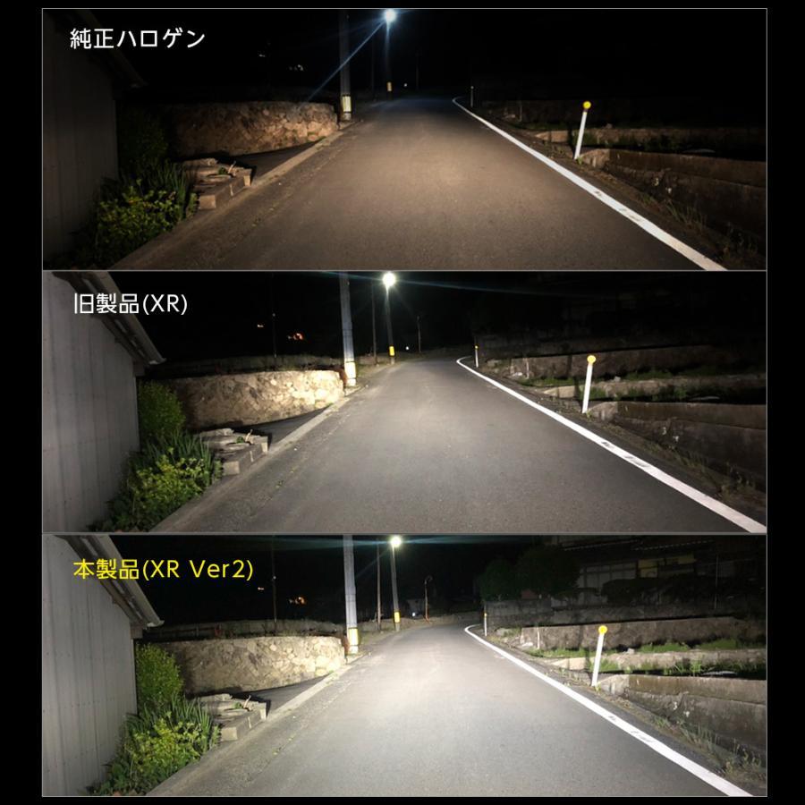 スープラ JZA80 LEDヘッドライト ハイビーム HB3 H8.4〜H14.8 信玄 XR l-c 07