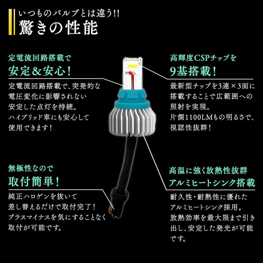 激光 次世代 LED T20 12W ホワイト 白 ×2個セット バックランプ専用!信玄 ULTRA ウルトラ l-c 03
