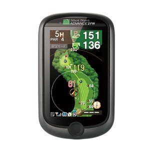 ShotNavi-ADVANCE2-FW ショットナビ GPSゴルフナビゲーションADVANCE2 FW
