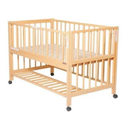SAWABABY[サワベビー] 添い寝ベッド S型スクレ S型スクレ