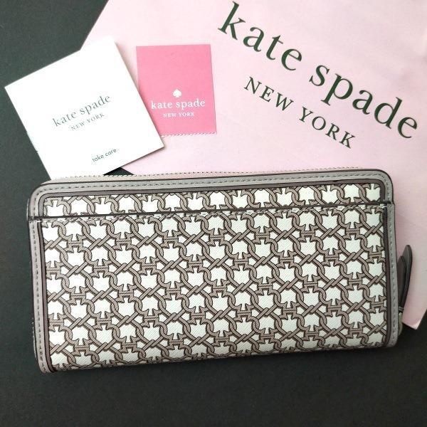 ケイトスペード 財布  長財布 スペード チェーン kate spade/WLRU6295-194 la-blossoms 04