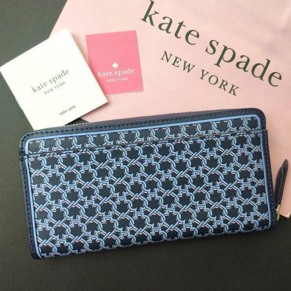 ケイトスペード 財布  長財布 スペード チェーン kate spade/WLRU6295-460|la-blossoms|04