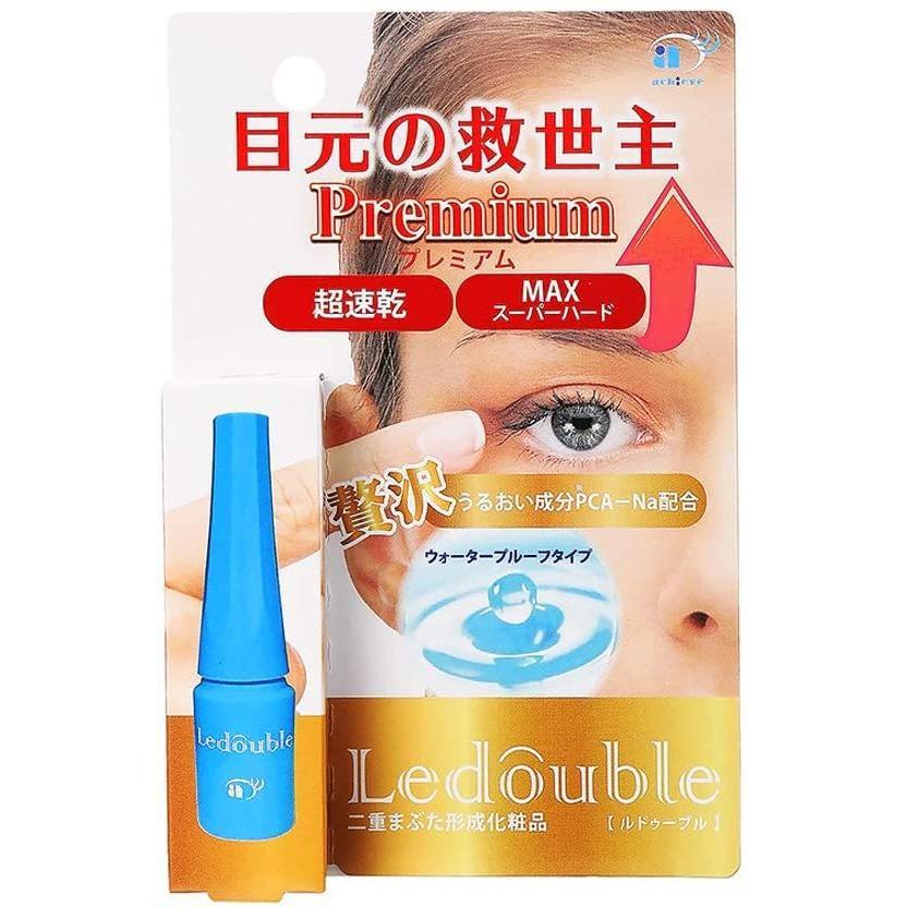 ルドゥーブル プレミアム 2mL 二重まぶた化粧品 アイプチ 日本正規品 保障 二重 Ledouble まぶた