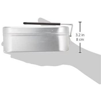 【新品】 トランギア trangia メスティン TR-210 日本正規品 アウトドア 飯盒 キャンプ|la-vie-abondante|05