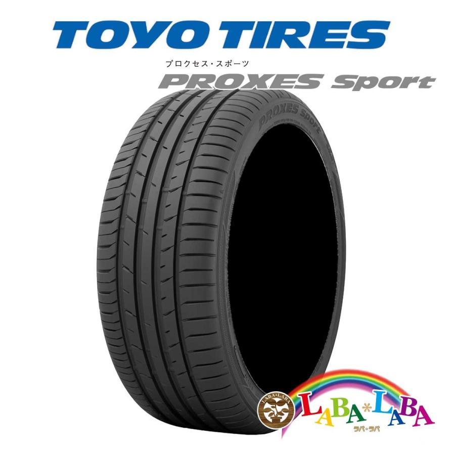 TOYO PROXES Sport 245/45R18 100Y サマータイヤ 4本セット