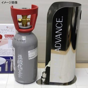 エスプーマ アドバンス (亜酸化窒素充填機)[専用N2Oボンベ(食品用 ...