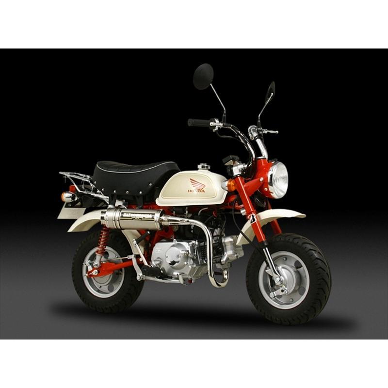 【最新入荷】 ヨシムラ サイドワンダーサイクロン STチタンカバー モンキー 09(FI) 《ヨシムラジャパン 110-488-5280》, クロタキムラ a7bfb089