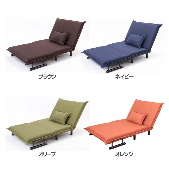 ソファ ベッド シングル省スペース3WAYソファベッド 103cm幅 ワイド 0318510 (代引不可)(TD)