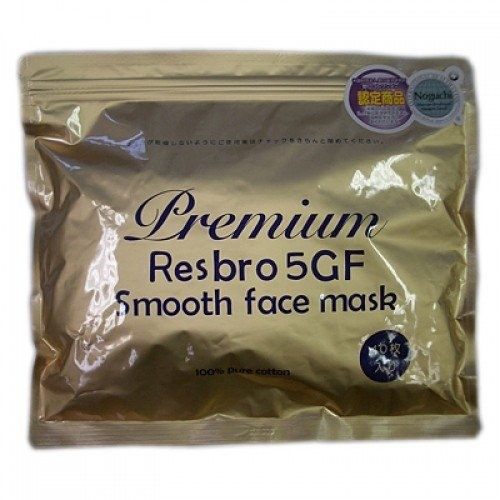 レスブロ5GF スムースフェイスマスク 40P|ladydrugheartshop