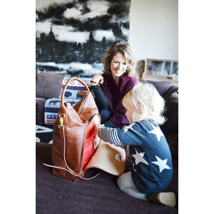 バッグ パカポッド pacapod baby ベビー用品 マザーズバッグ レディースバッグ レディース Madison ラグジュアリー ジャスパー バッグ 女性用 DORACOLUV エア…