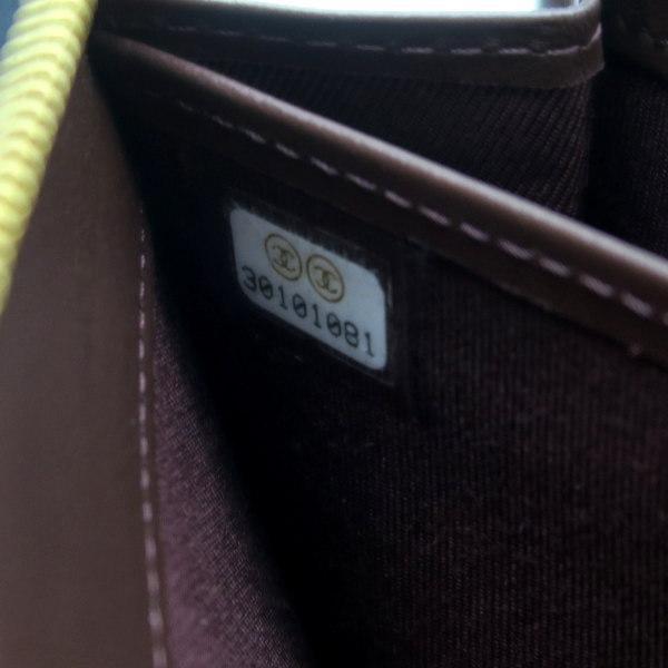 シャネル 長財布 クラシック ロング ジップ ウォレット マトラッセ キャビアスキン ブラック ゴールドココ 箱付き AP0242 新品|lafesta-k|10