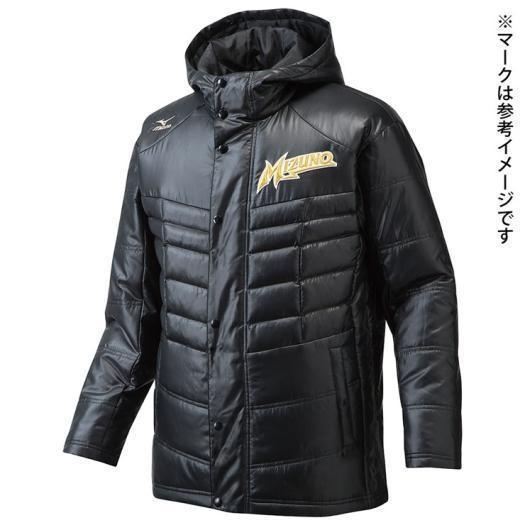 MIZUNO ミズノ 【グローバルエリート】テックフィルハーフコート ブラック(12je6g1209)