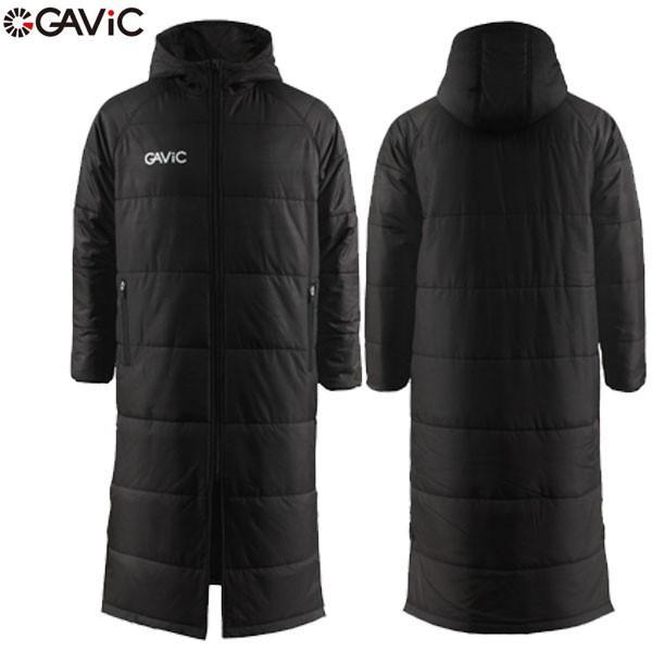 GAViC(ガビック) サッカー・フットサル 中綿ロングコート アウター GA3104(RO)【ユニセックス】