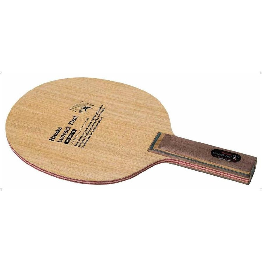ニッタク(Nittaku) ルデアックフリート ST 卓球 ラケット NC0339