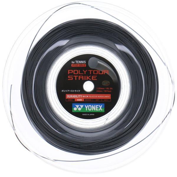 Yonex(ヨネックス) ポリツアーストライク125(240mロール) テニス ガット PTST1252-405