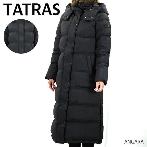 【2019 AW】『TATRAS-タトラス-』ANGARA アンガラ レディース ダウンコート ロングコート[LTK20A4211]