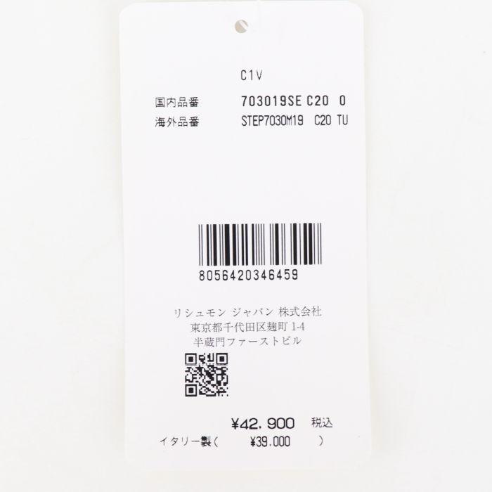 セラピアン SERAPIAN PVC型押し ラウンドジップ長財布 Stepan STEP7030-M19 C20 Ocean Blue/Black(ネイビー)|laglagmarket|12