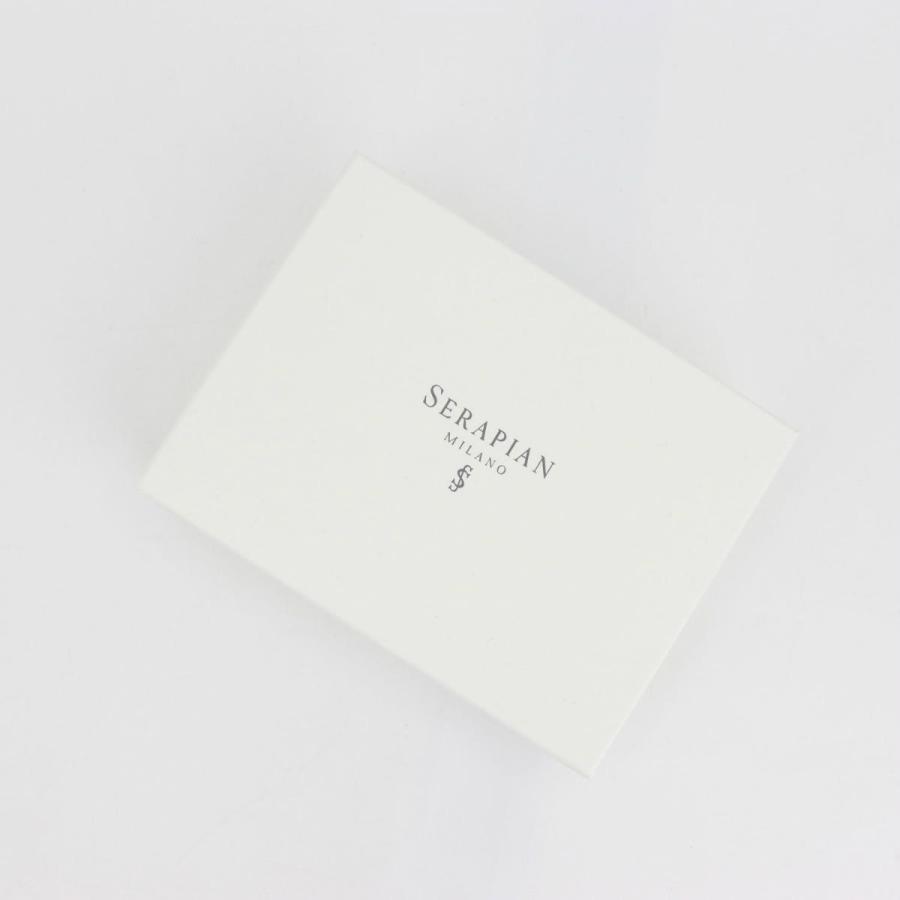 セラピアン SERAPIAN 型押しレザー カードケース 名刺入れ BUSINESS CARD CASE EVOLUZIONE EVOL6242-M08 149 Cobalt Blue(ネイビー)|laglagmarket|13