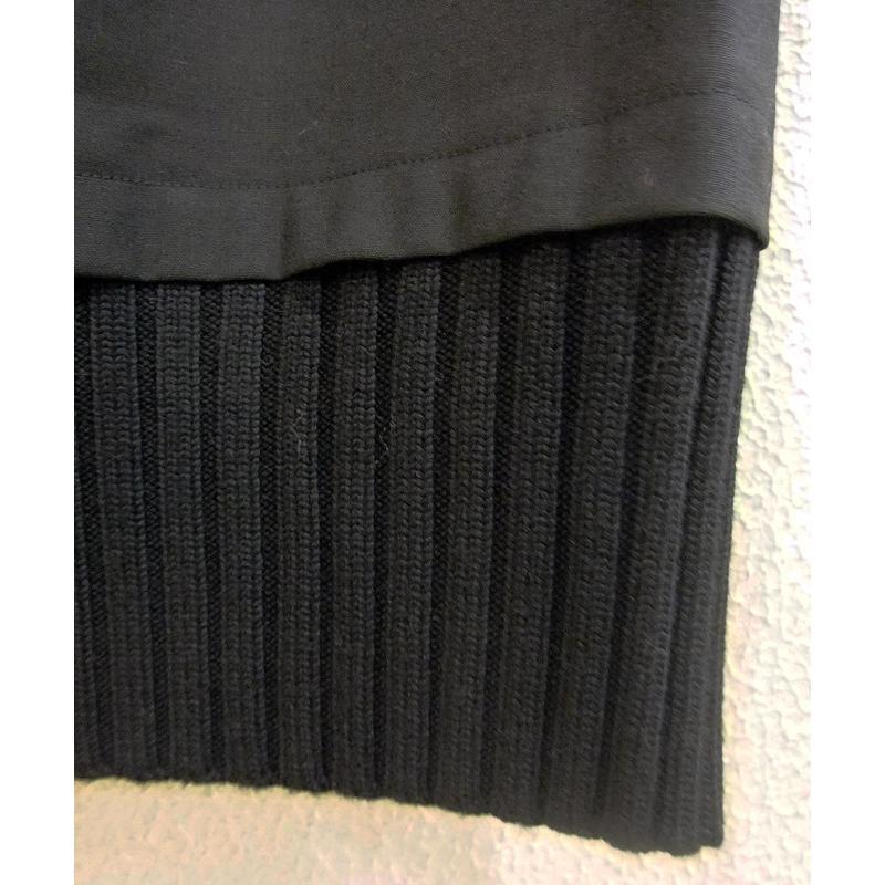 【 A.Gaspari 】 黒・ジッパー付スカート|lalala-33|03