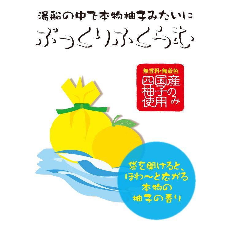 極上ゆず湯 入浴剤 お風呂 プレゼント ギフト|lalume|03
