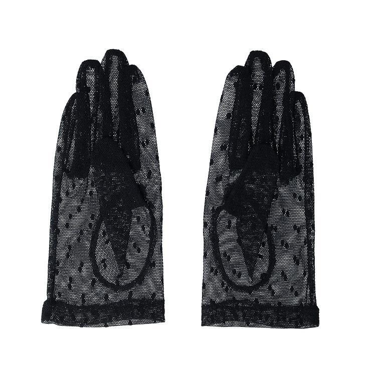 冠婚葬祭 手袋 2wayフォーマルグローブ 結婚式 お葬式 葬儀 お通夜 法事 法要 lalume 06