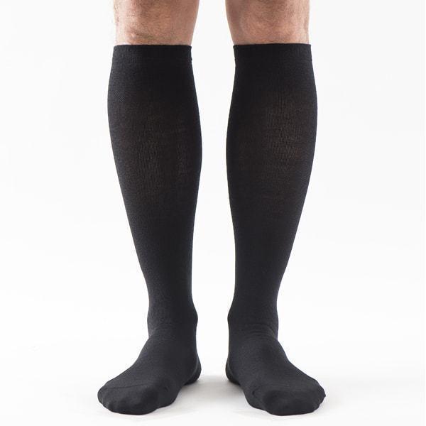 靴下サプリ メンズ うずまいて血行を促すソックス 靴下 岡本  一般医療機器 lalume 02