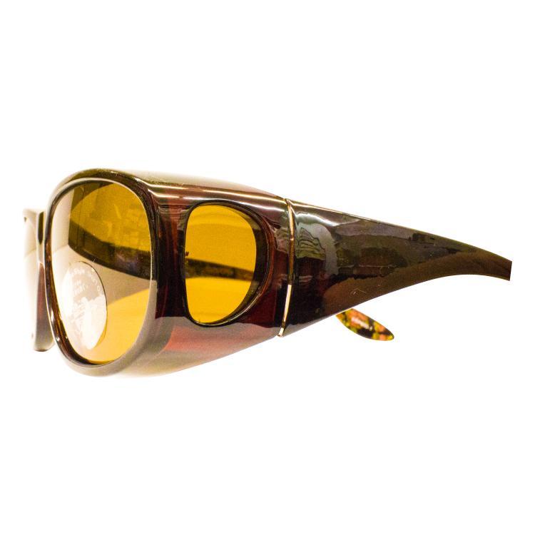 エッジスタイル プロテクション 花粉メガネ メガネの上から 花粉症対策 UVカット 紫外線カット くもり止め加工レンズ 曇り止め 女性用 lalume 03