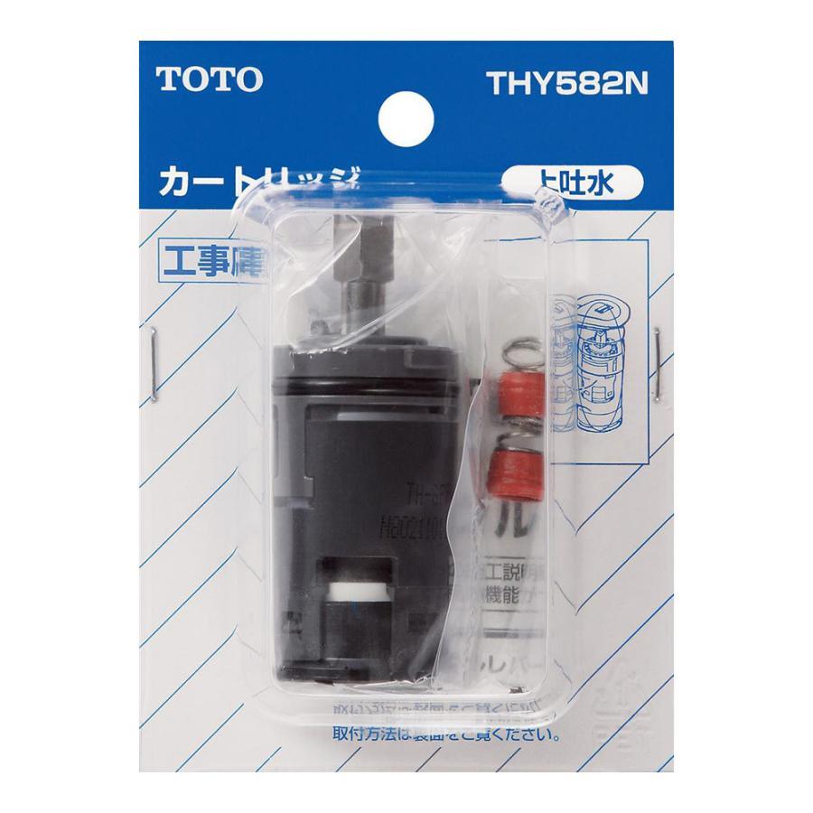 THY582N 低価格 TOTO 水栓金具補修パーツ バルブ部 カートリッジ 格安