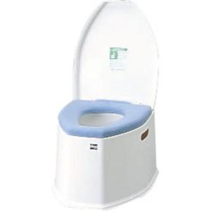 アロン化成 安寿 ポータブルトイレ SP 533-222 卓出 送料無料お手入れ要らず