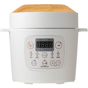 ユアサ 電気圧力鍋 YBW20-70W lamd
