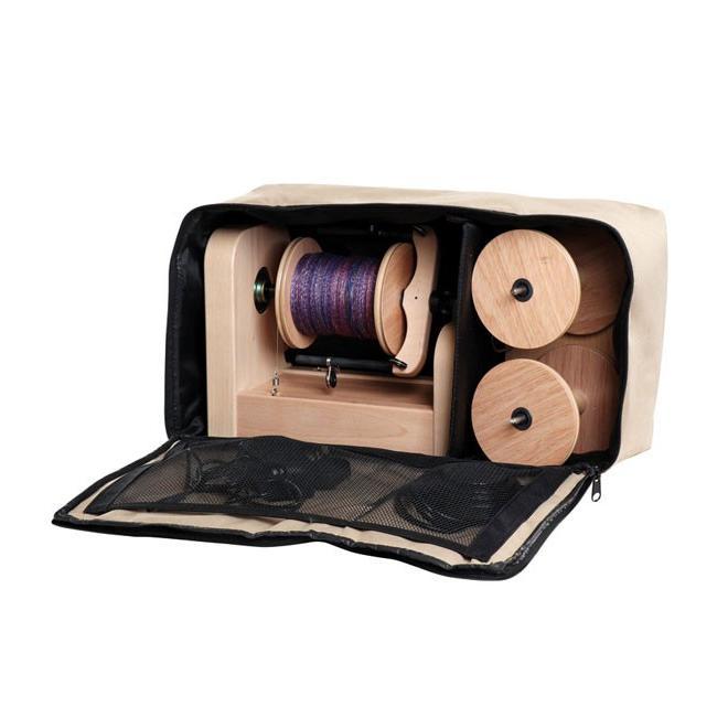 アシュフォード 電動スピナー3 e-Spinner 3 ラッカー塗装 <紡ぎ 紡ぎ車 ashford>|lamerr|04