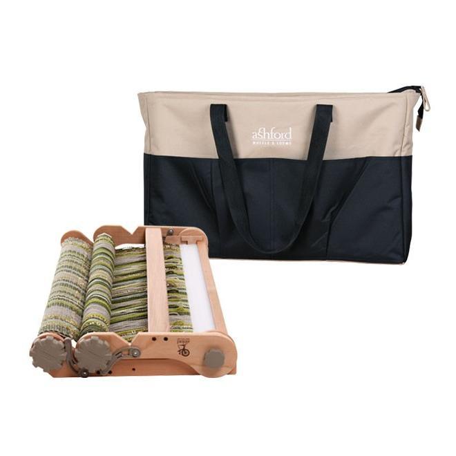 アシュフォード ニッターズルーム70cm 専用バッグ付き ラッカー塗装 組立済み完成品 <卓上 手織り機 ashford>|lamerr|03