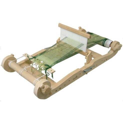 クロムスキー クロッスノ織り機20cm ラッカー塗装 組立キット <卓上 手織り機 kromski>|lamerr