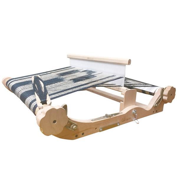ラ・メール ラ・メール ルーム40cm 白木 組立済み完成品 <卓上 手織り機 ashford>|lamerr