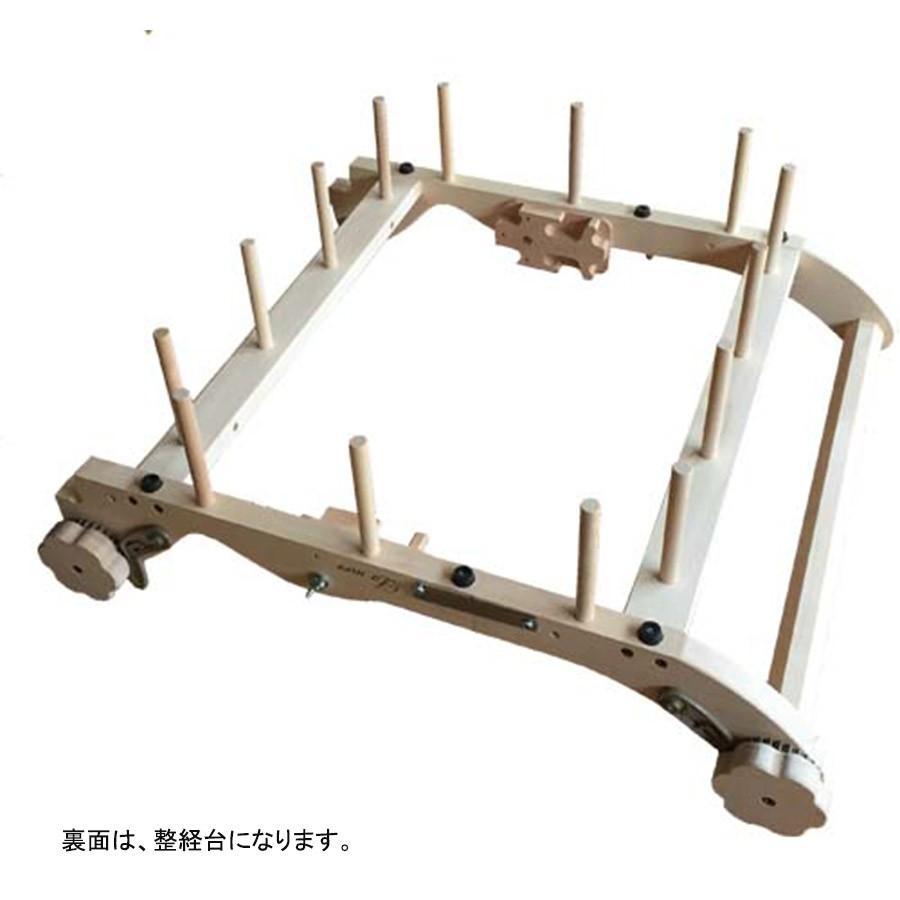 ラ・メール ラ・メール ルーム40cm 白木 組立済み完成品 <卓上 手織り機 ashford>|lamerr|03