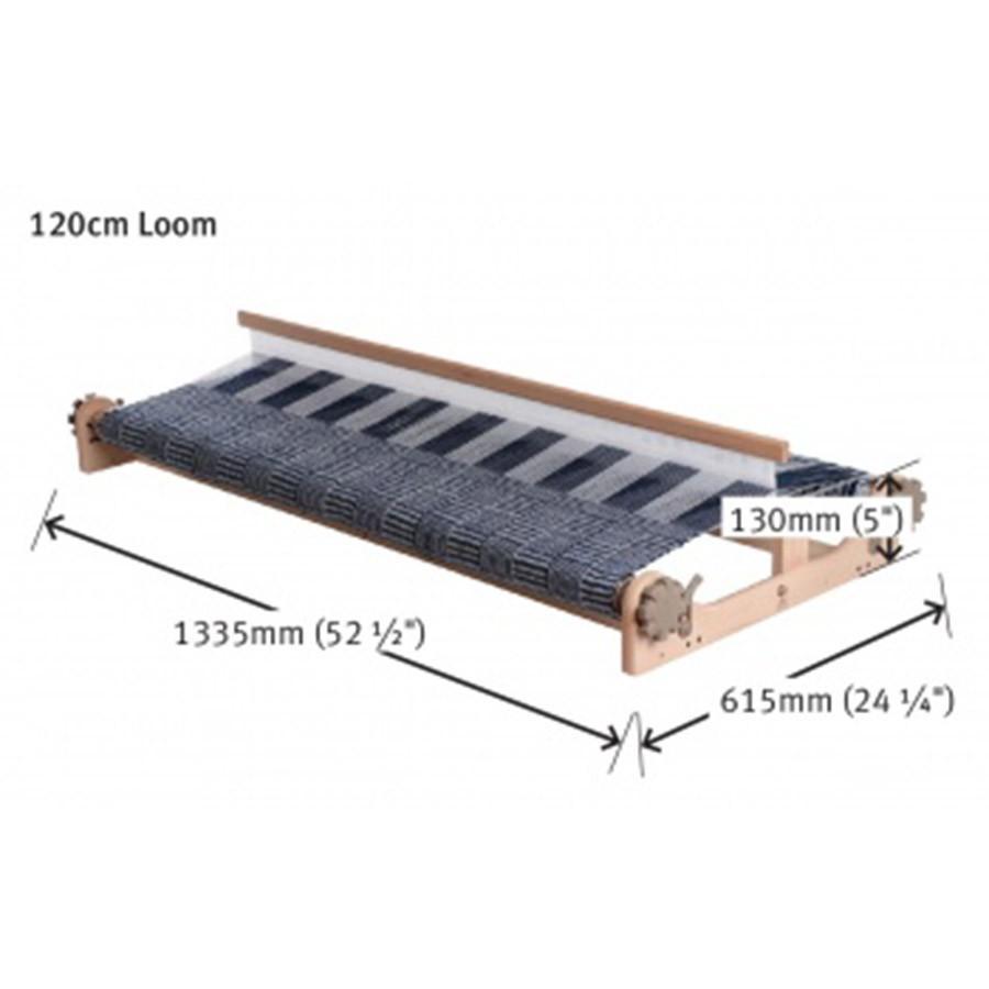 アシュフォード リジッドヘドル120cm 白木 組立キット <卓上 手織り機 ashford>  取り寄せ|lamerr|02