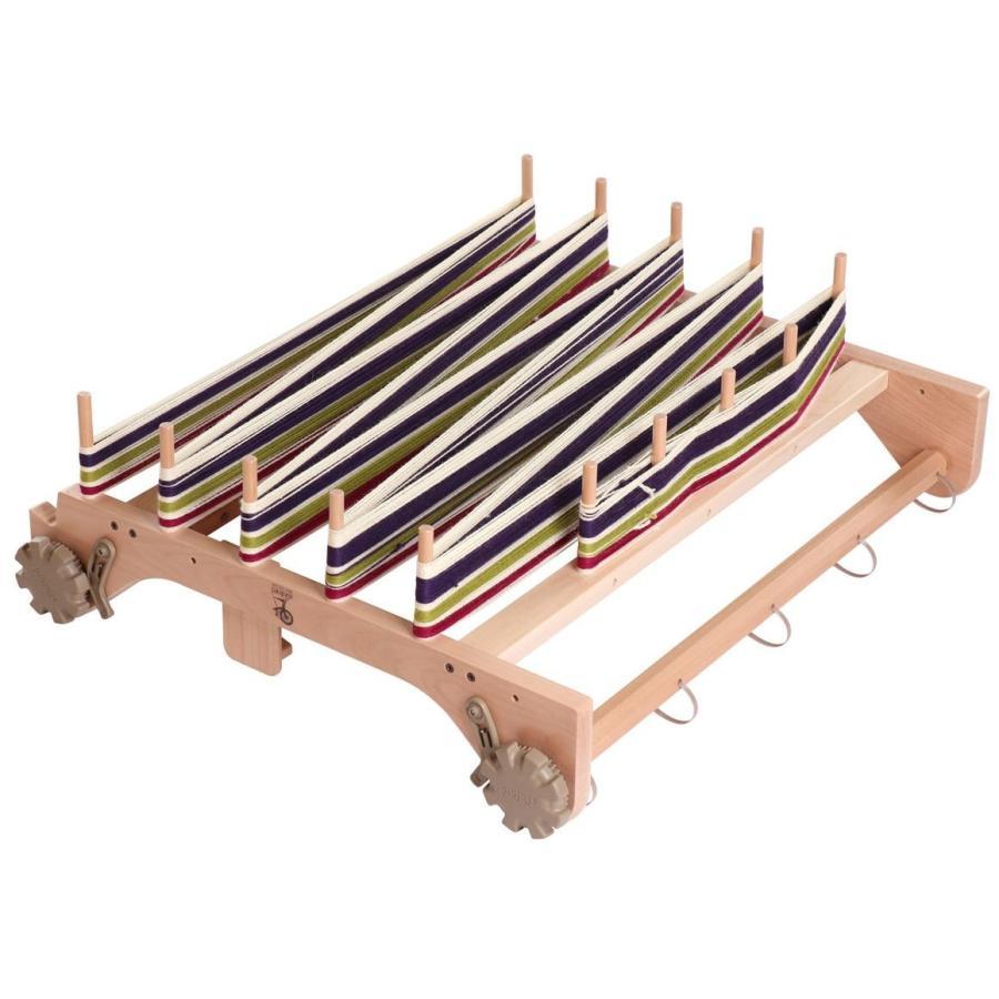 アシュフォード リジッドヘドル120cm 白木 組立キット <卓上 手織り機 ashford>  取り寄せ|lamerr|06