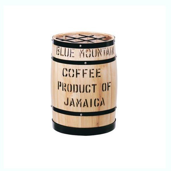 コーヒー樽傘立 白(同梱不可) コーヒー樽傘立 白(同梱不可)