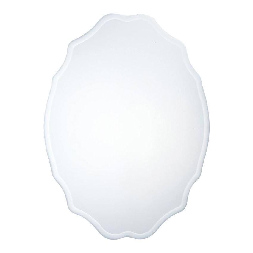 塩川光明堂 Non frame mirror(ノンフレームミラー) ウォールミラー SUC-012(同梱不可)