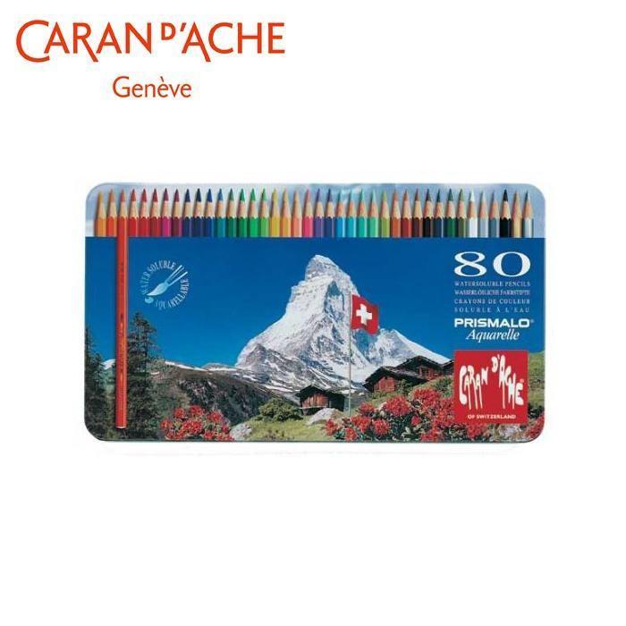 カランダッシュ 0999-380 プリズマロ 80色セット 618236(同梱不可)