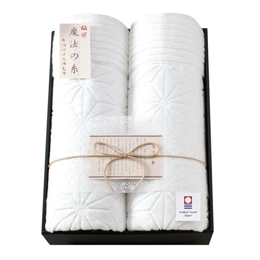 極選 魔法の糸 今治製パイル綿毛布2P AI-20020(同梱不可)