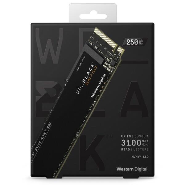 Western Digital WD BLACK SSD 250GB WDS250G3X0C ウエスタンデジタル lamp