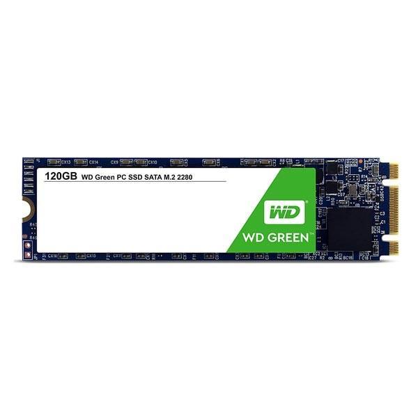 Western Digital WD GREEN SSD 120GB WDS120G2G0B ウエスタンデジタル|lamp|02