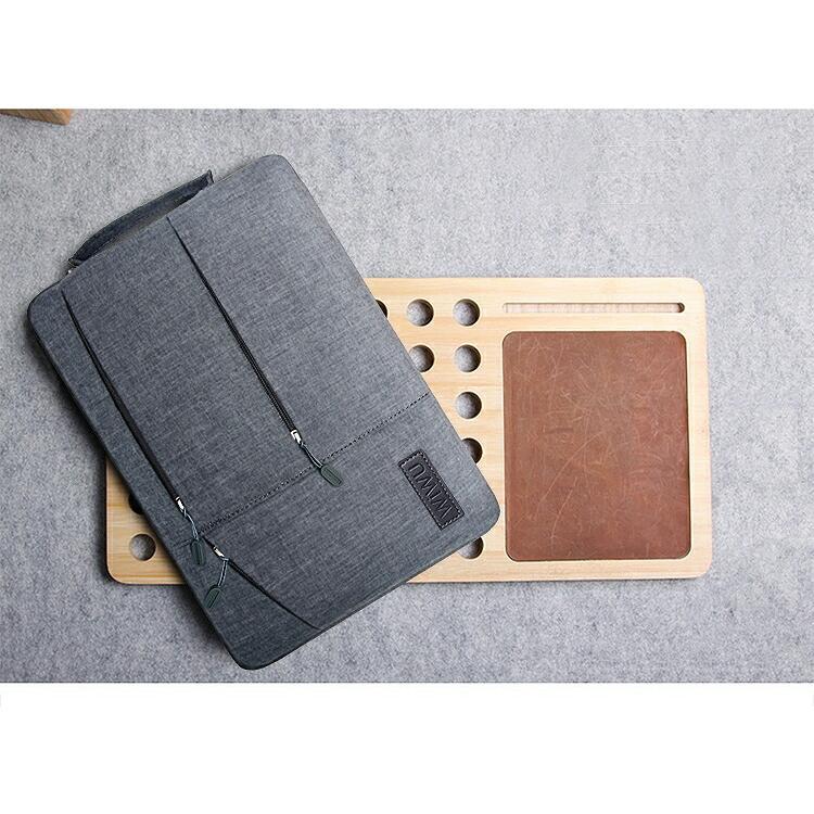 wiwu 12インチ ビジネスバッグ インナーバッグ PCケース 2色ipad/surface pro/surfacebook/macbook/ノートパソコン/Laptop2/タブレット|lamp|03