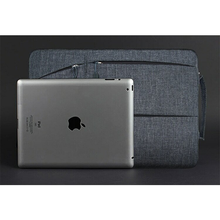 wiwu 12インチ ビジネスバッグ インナーバッグ PCケース 2色ipad/surface pro/surfacebook/macbook/ノートパソコン/Laptop2/タブレット|lamp|06